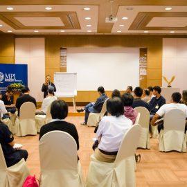 เวทีสัมมนาผู้นำภาคธุรกิจพบผู้นำภาคประชาสังคม : An Inspiring Meeting
