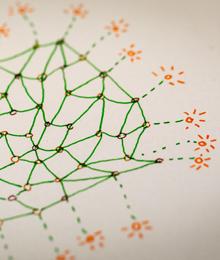 แกะรอยกระบวนการเรียนรู้ : แนวคิดและการออกแบบ เวทีเครือข่ายผู้นำการเปลี่ยนแปลง