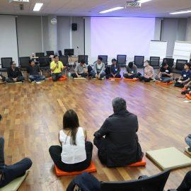 การประชุมปฏิบัติการสานพลังเครือข่ายก่อการครู