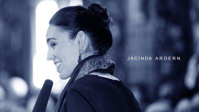จาซินดา อาร์เดิร์น